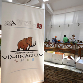 "Science Camp ""Viminacium"" 2015"