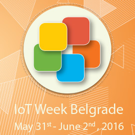 Save the date for the Internet of Things Week 2016