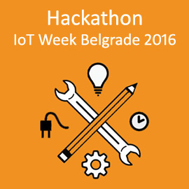 Join the IoT Week Hackathon!