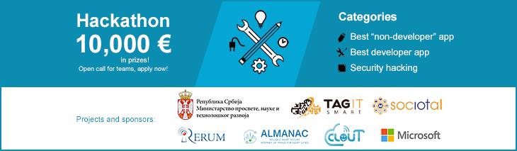Hackaton IoT Week Belgrade 2016