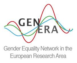 Intersection на GENERA састанку управног одбора и одбора стручњака за родну равноправност