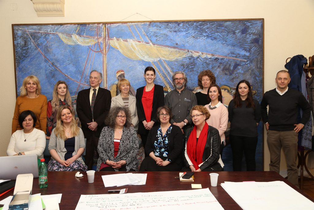 Meeting of The NUCLEUS Working Group, The Serbian Academy of Sciences and Arts, Belgrade, March 14-15, 2017