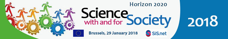 Science with and for Society 2018