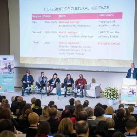 European Innovation and Cultural Heritage Conference