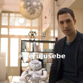 Our Kosta Jovanović promoting science and education in the new media campaign