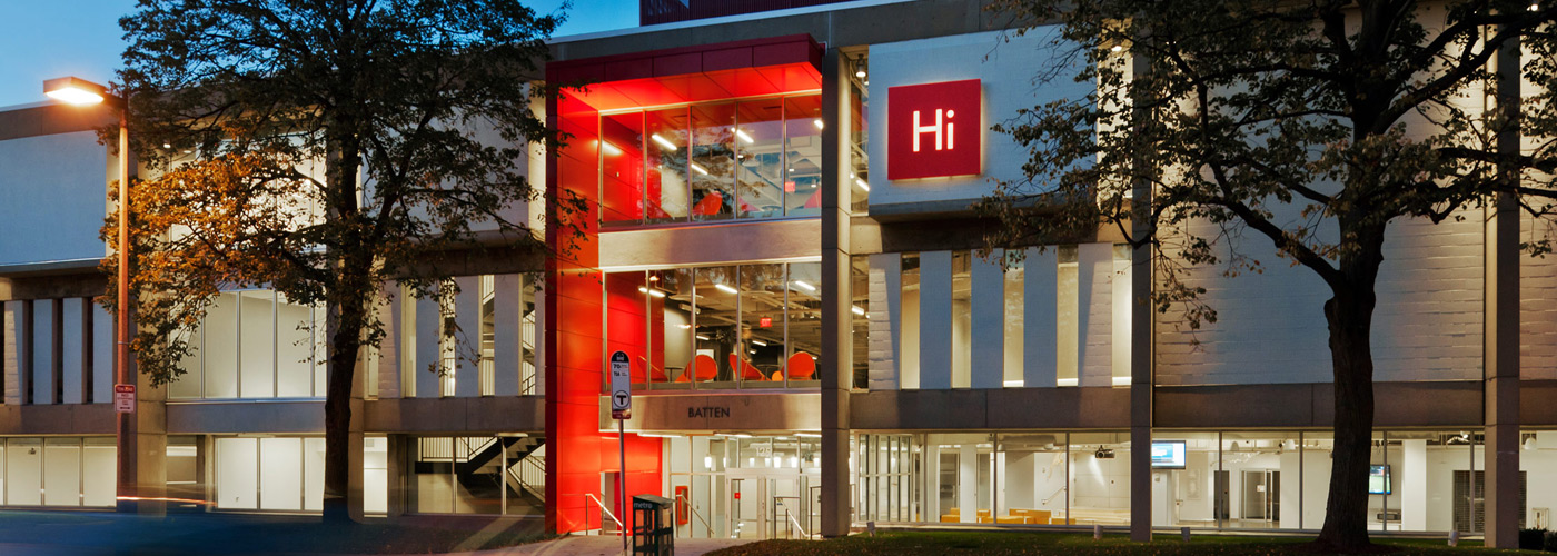 Intersection at Harvard Innovation Lab (HI)