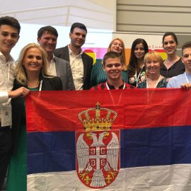Intersection Youth team at the European Student Parliament in Toulouse