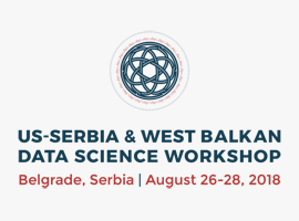 US-Serbia and West Balkan Data Science Workshop