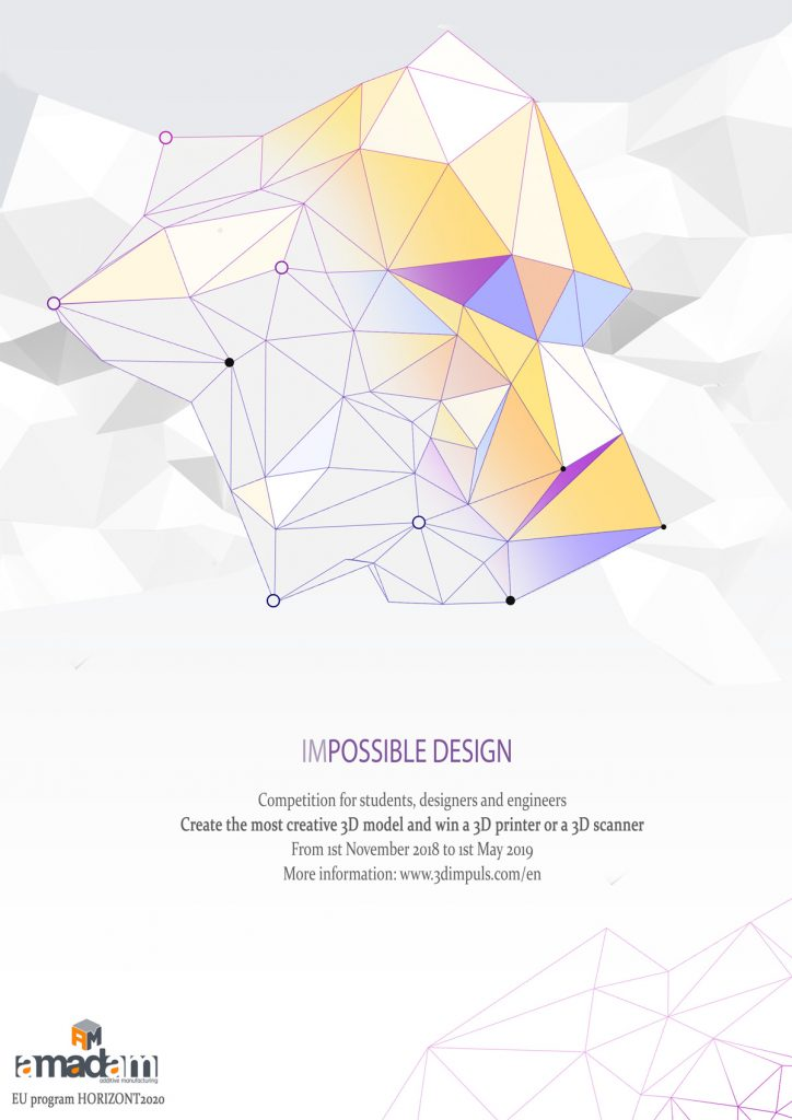 ImPossible design, competition for the best design solution and prototype design for young designers