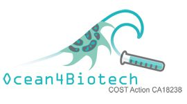 COST Action CA18238: European transdisciplinary networking platform for marine biotechnology (Ocean4Biotech)